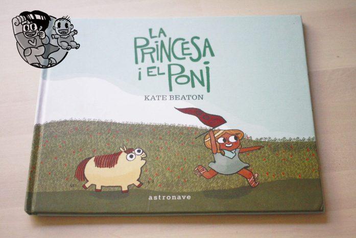 La princesa y el poni portada
