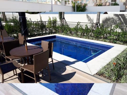 like residencial club piscina