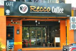Kafe hipster paling murah pernah aku jumpa – Kafe Recco Coffee
