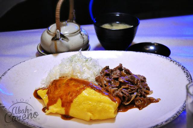 Beef Yakiniku Omelette Curru Don - RM28.00