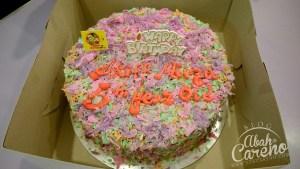 Gift sempena birthday celebration kat tadika Akiff