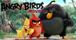 Film The Angry Bird Movie… Mengecewakan…
