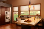 Lutron Roller Shade in Kitchen