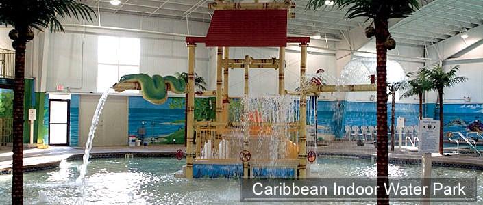 Caribbean Indoor Water Park Lancaster PA Waterpark