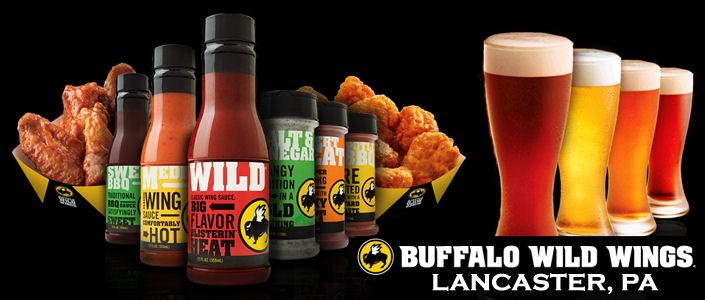 Buffalo Wild Wings Lancaster PA
