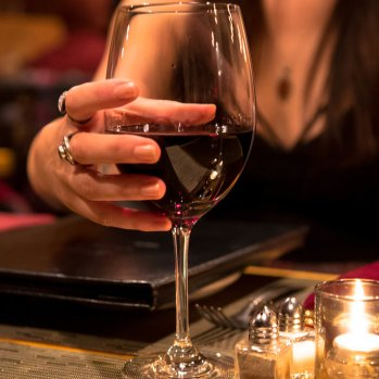 Drink some good wine!