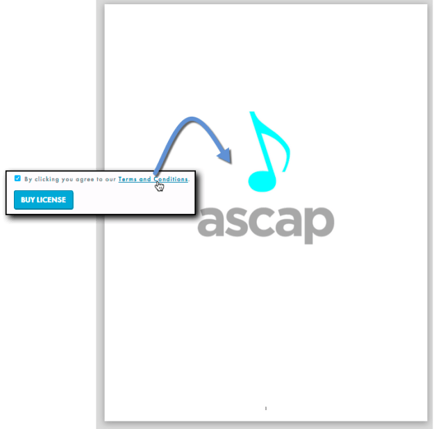 ASCAP Complete Terms and Conditions