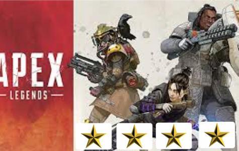 Apex Legends: The Apex of battle royale games.