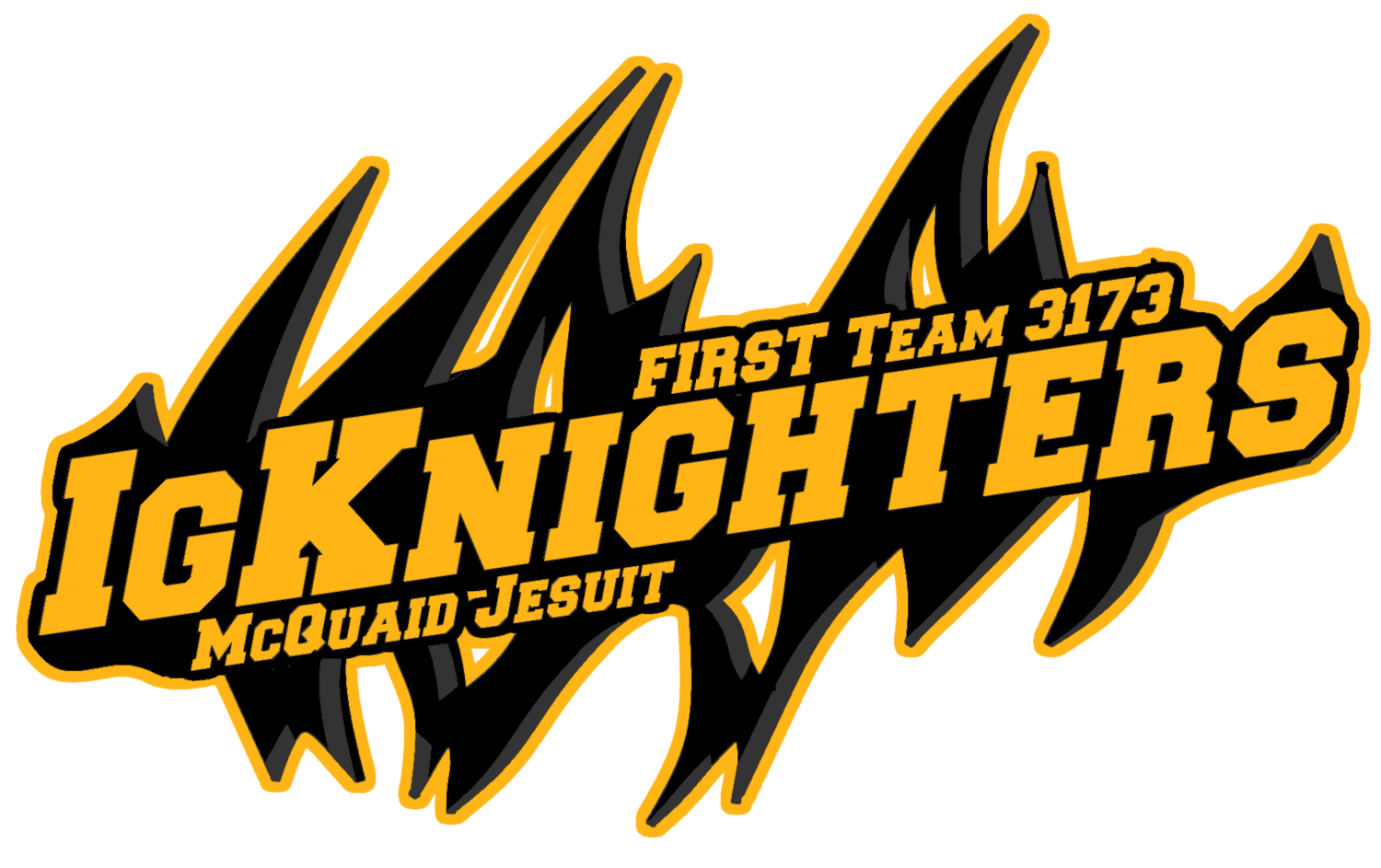 This year's team accomplished more than any other IgKnighters' team has before it. This is the 10th year of competing, a significant milestone for a FIRST Robotics team.