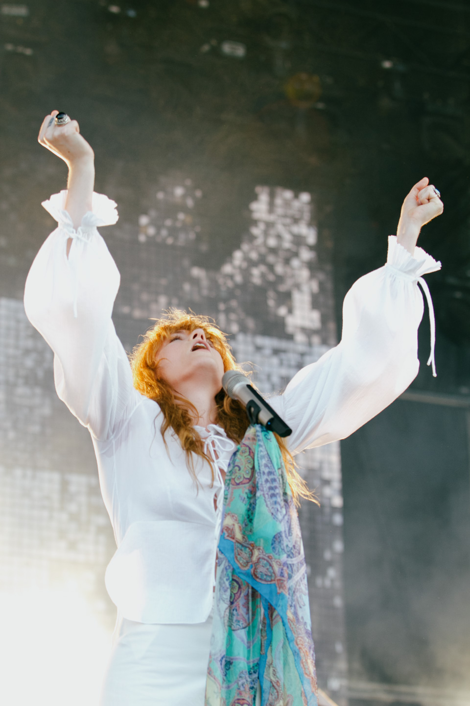 Florence & The Machine at Bonnaroo 2015