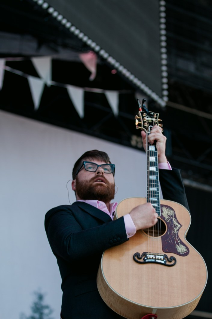 The Decemberists at Bonnaroo 2011