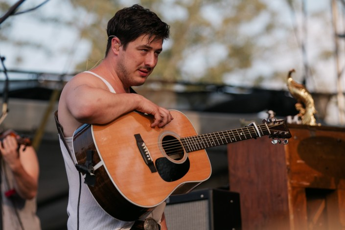 Mumford & Sons at Bonnaroo 2011