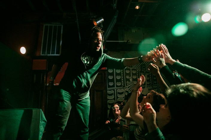 Open Mike Eagle at Mohawk
