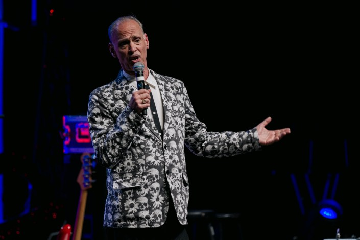 John Waters at Bonnaroo 2011