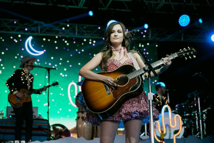 Kacey Musgraves at Bonnaroo 2015