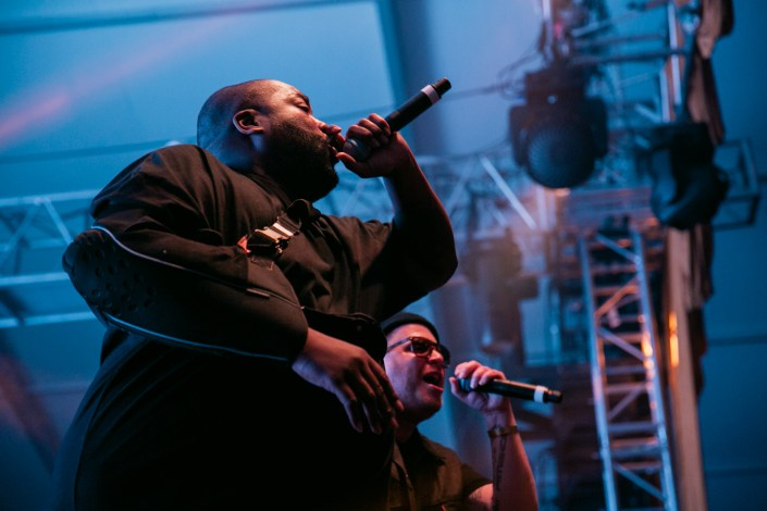 Run the Jewels at Bonnaroo 2015