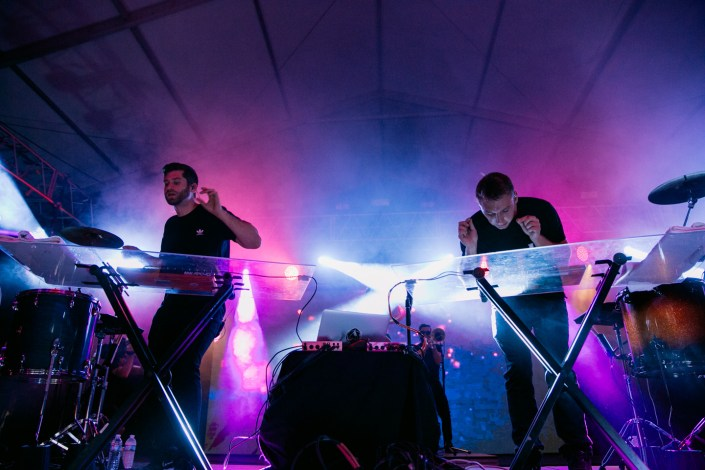Odesza at Bonnaroo 2015