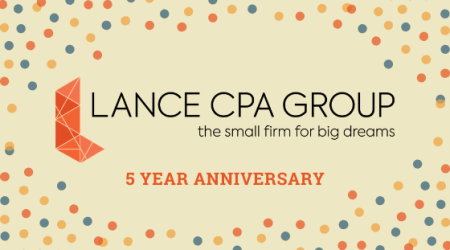 Lance CPA Group Turns 5!