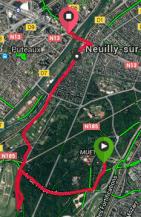 12.25 km
