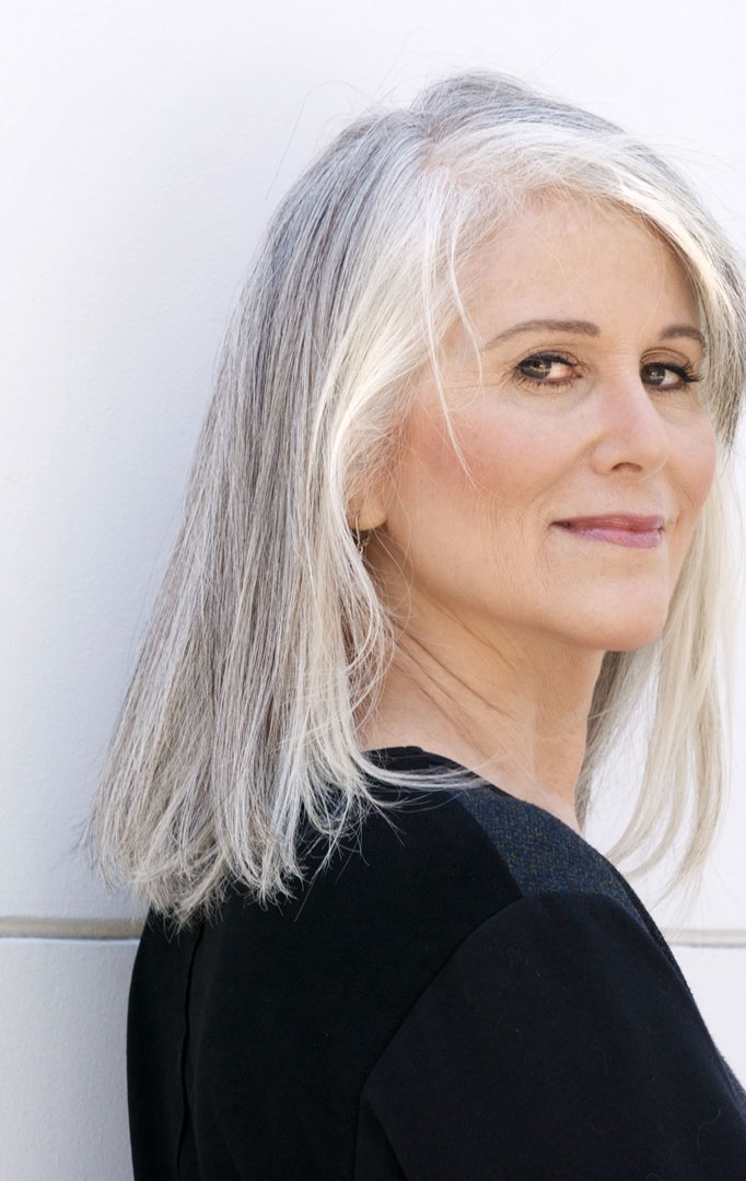Gray hair hairstyles for gray hair hairstyles for for Gorgeous in gray