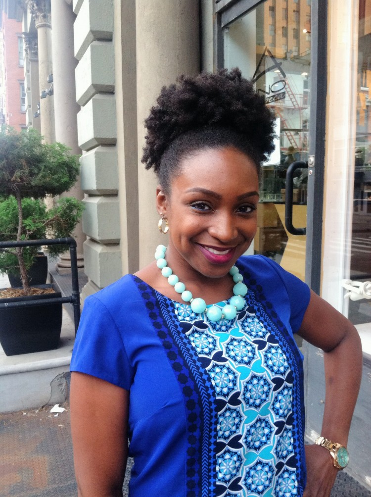 Going Natural Hair Styles