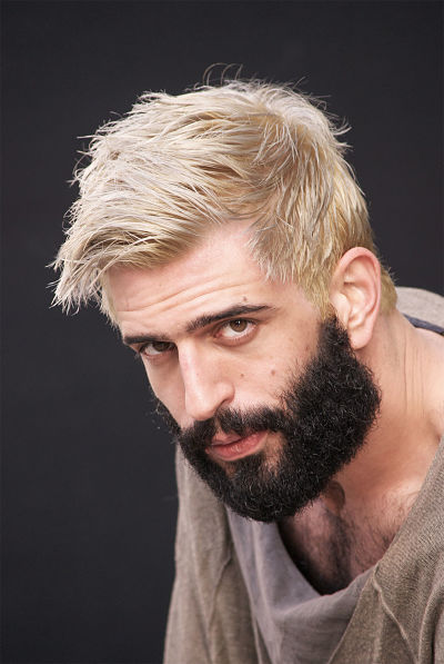 Hairstyles For Men With Beards Beard Hairstyles