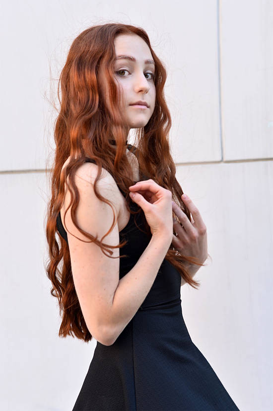 red hair images