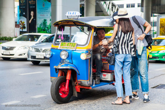 Bangkok transport - Find cheapest costs to travel within city