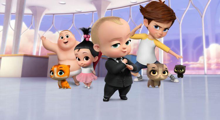 Boss Baby season 1 2 3