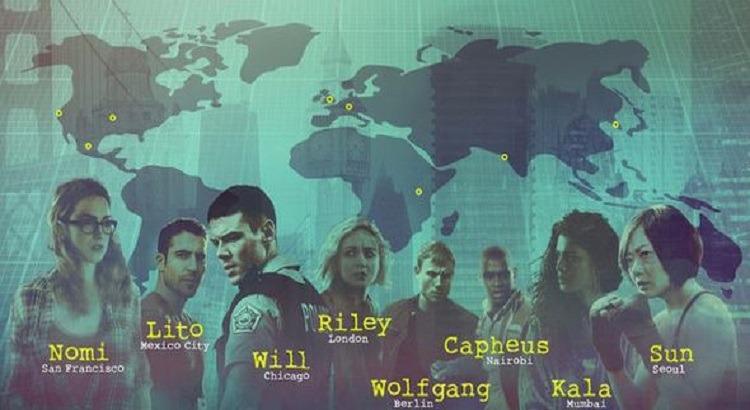 Sense8 on Netflix cast