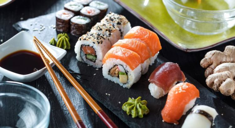 Sushi recipes in Hindi and English - India