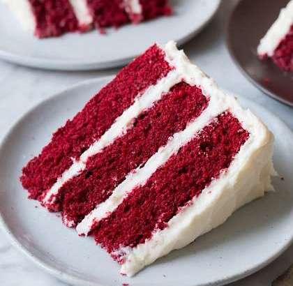 Red Velvet Cake and Cupcake
