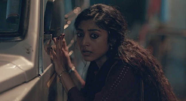Paoli Dam as Kaali in Season 2 on ZEE5