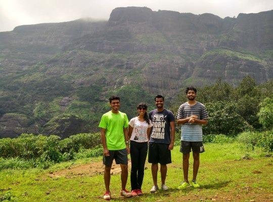 Group Trek to Harishchandragad from Maharashtra