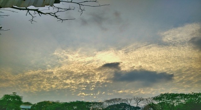 Mumbai weather and Good Friday Images special
