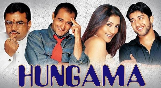 Hungama movie