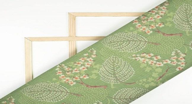 Digital Print Fabric in India - Pashmina