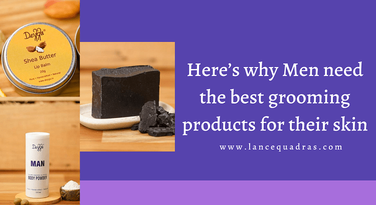 Best Grooming Products for Men India