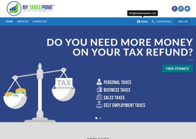 My Taxes Prime