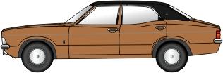 Ford Cortina III Gold