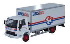 Ford Cargo Box Van BRS rentals