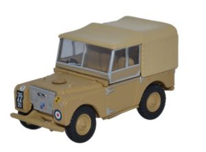 Land Rover series1 34th light AA Reg RAF