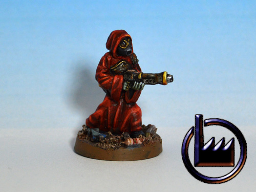 Cultist Flamethrower
