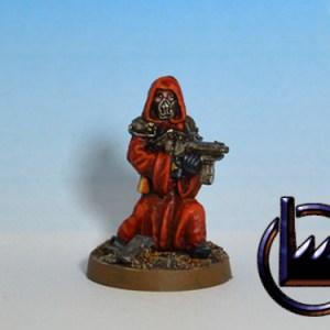 Cultist Sub Machine Pistol