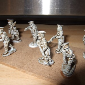 BEF 7 Various poses infantry