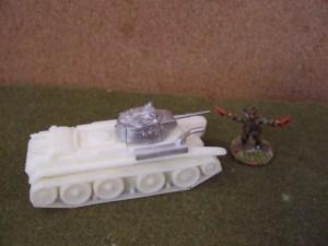 BT-7 Flamethrower