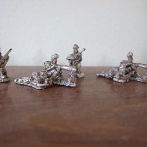 Vickers teams x2