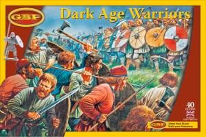 Gripping Beast Dark Age Warriors