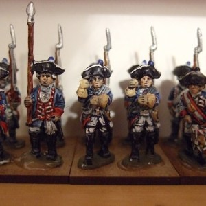Prussian officer x2 per pack