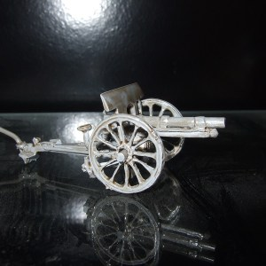 Krupp 75mm 03 field gun